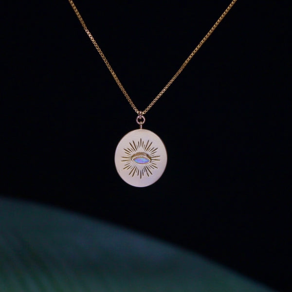 Ray of Light Necklace