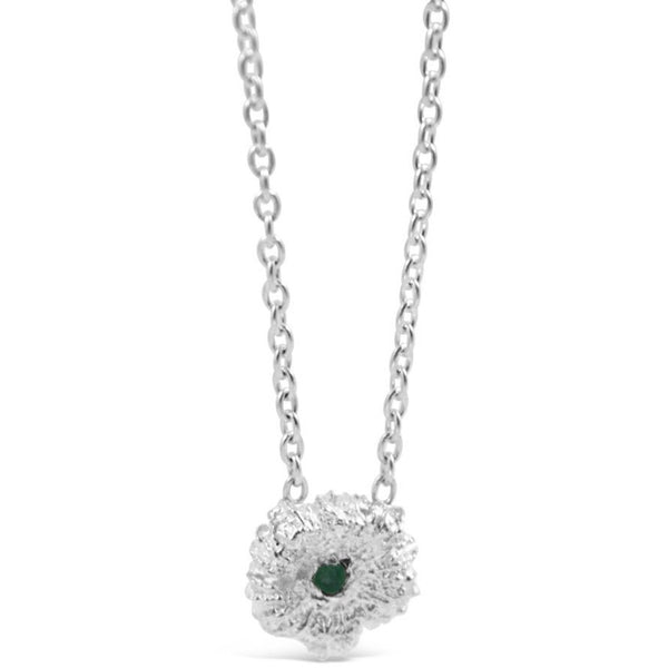 Silver Pistil Necklace - kim baker