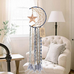 Moon & Star Dream Catcher