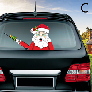 CHRISTMAS WIPER- BUY 3 FREE SHIPPING