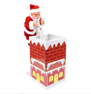 2019 hotsales Lovely Santa Claus Christmas Ornament Present toys