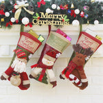 #5 Christmas Stocking Decorations