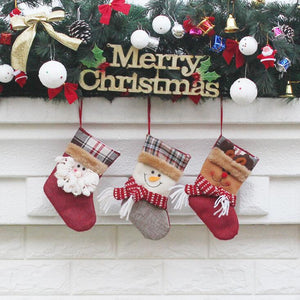 #10 Christmas Stocking Decorations