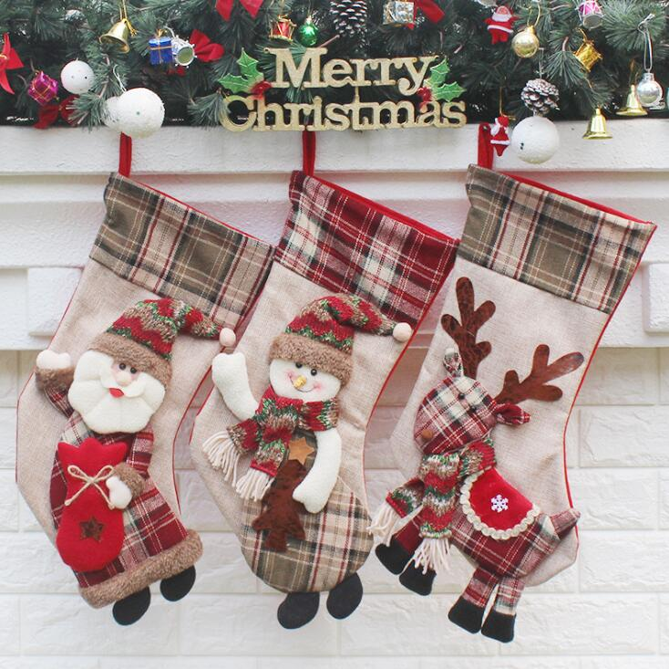 #14 Christmas Stocking Decorations