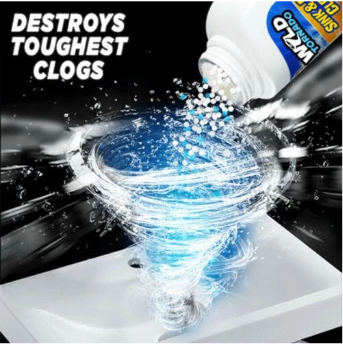 40% OFF TODAY Drain Cleaner