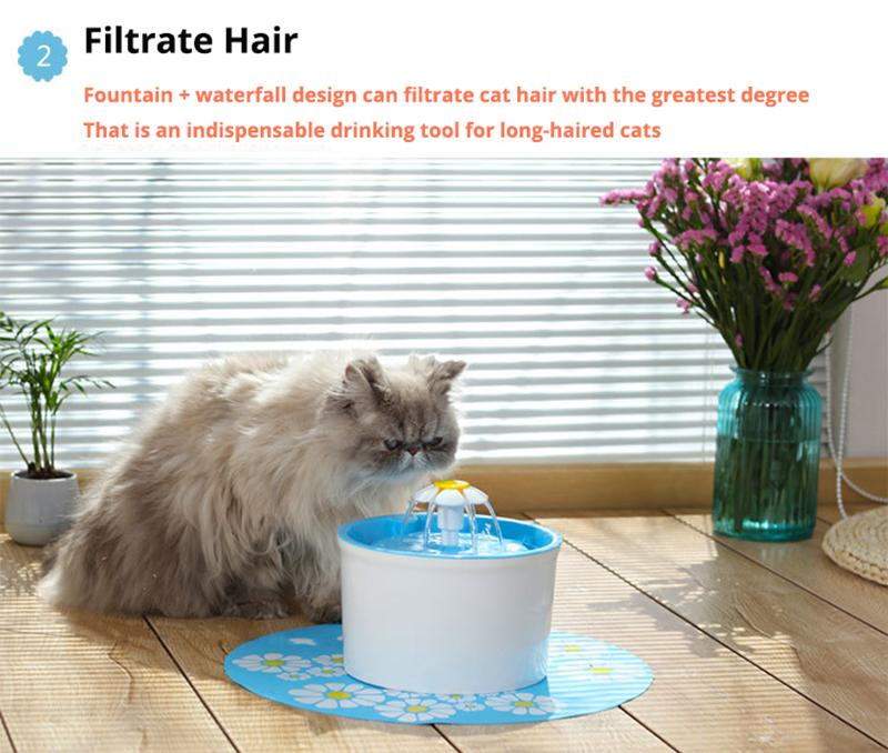 Pet Flower Fountain 2.0