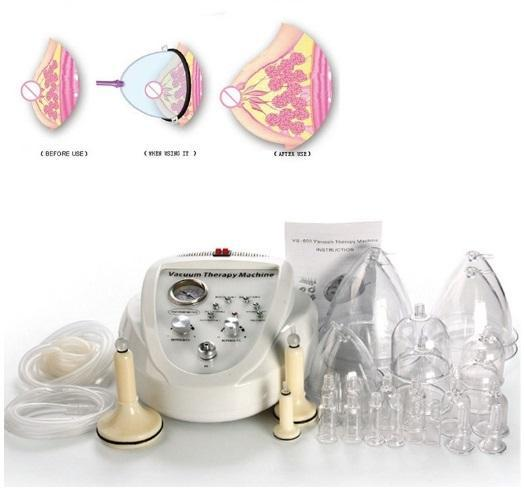 Vacuum Massager Machine Butt Cupping Breast Enlargement Machine
