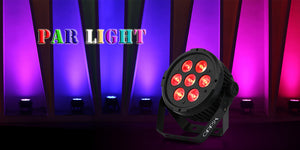 OPPSK LED Par Light