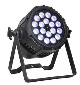 4-Pack, OPPSK 18x15W RGBWA 5in1 Waterproof LED Par Light