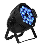 1Lot (6pcs) OPPSK 18x18W RGBWA UV 6in1 Aluminum LED Par Stage Light