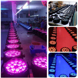 18x15W RGBWA 5in1 IP65 Stage Lighting Outdoor Waterproof LED Par Light