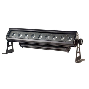 1 Pack (4pcs) OPPSK 9x12W Outdoor Pixel Control DMX RGBW 4 in 1 Uplighting LED DJ Wall Wash Light