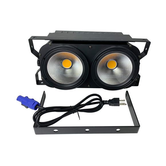 OPPSK 9x3W IP65 Waterproof Outdoor UV LED Black Light, US Plug