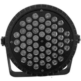 1 Pack (8pcs) 54x3W RGBW Mixed Color Aluminum Housing LED Par Light