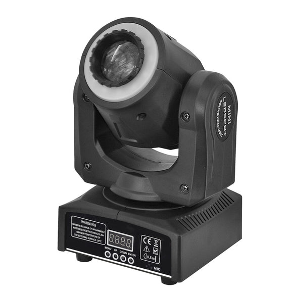 OPPSK 30W SMD LED Mini Moving Head Spot Light