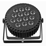 1 Lot (8pcs) OPPSK Silent Operation 14x18W 6in1 RGBWA UV LED Aluminum Par Stage Light