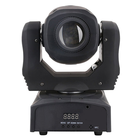 60W Gobo Effect DJ Party Light LED Mini Moving Head Beam Spot Light