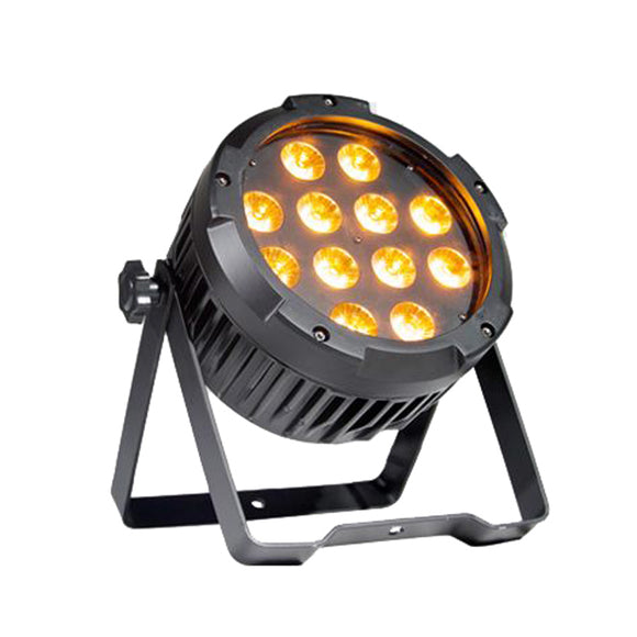 4-Pack, OPPSK 12x10W RGBW 4in1 IP65 Outdoor DJ Party Stage Lighting Waterproof LED Par Light for Wedding Event Concert