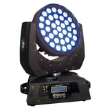 36x10w 4in1 RGBW Zoom Led Moving Head Wash Light