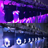 1 Pack (4pcs) OPPSK 6x15W Big Bee Eye RGBW 4in1 90W LED Professional Show lighting Sharpy Beam Moving Head Light