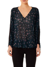 Load image into Gallery viewer, Accidental Allure Silk Blouse