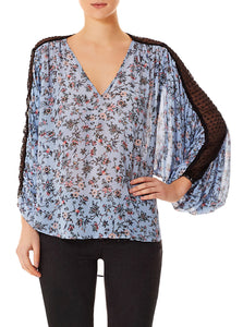Accidental Allure Silk Blouse