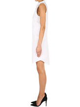 Load image into Gallery viewer, A Simple Path Sleeveless Shirt Dress