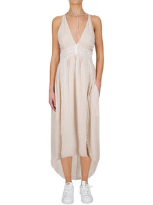 Bright Lights Maxi Slip Dress