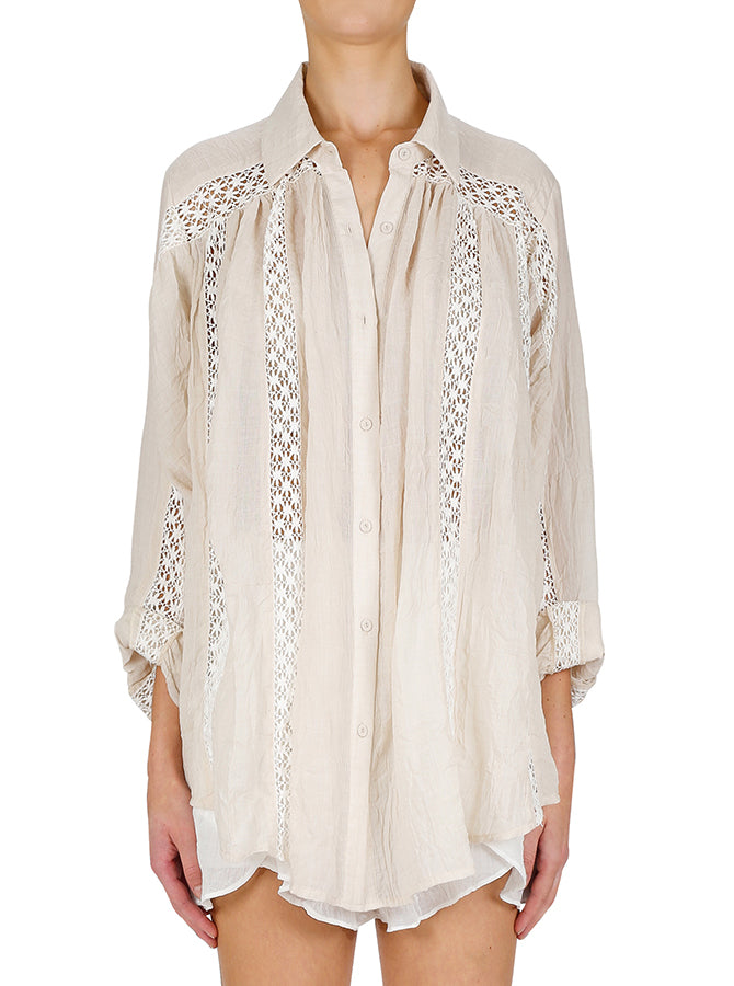 Bright Lights Batwing Shirt
