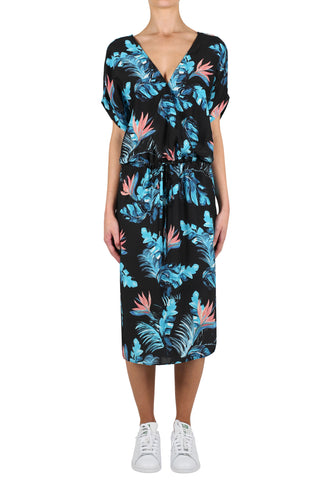 Club Tropical Silk Dress