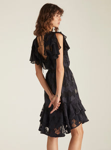 Heartbreaker Silk Mini Dress