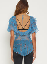 Load image into Gallery viewer, Higher Ground Silk Scoop Back Top