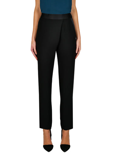 Falling For You Crop Wrap Pant
