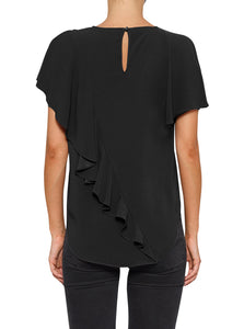 Fast Fix Front Frill Top