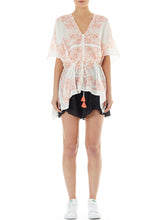 Load image into Gallery viewer, Get Away Kaftan Top