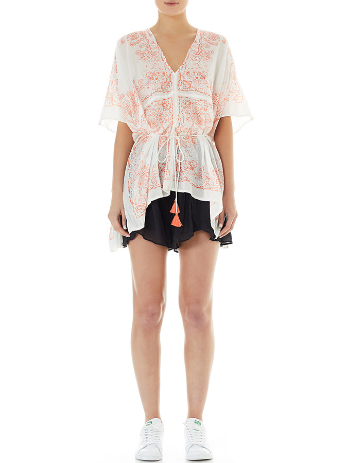 Get Away Kaftan Top