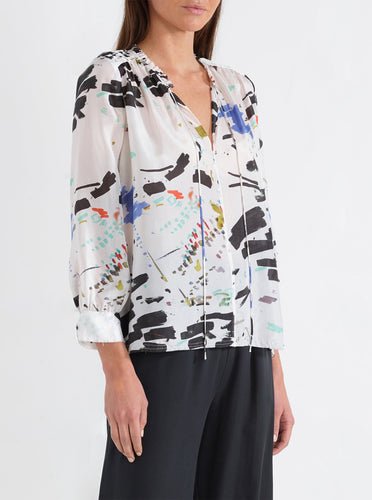 Go With The Flow Shirt Print