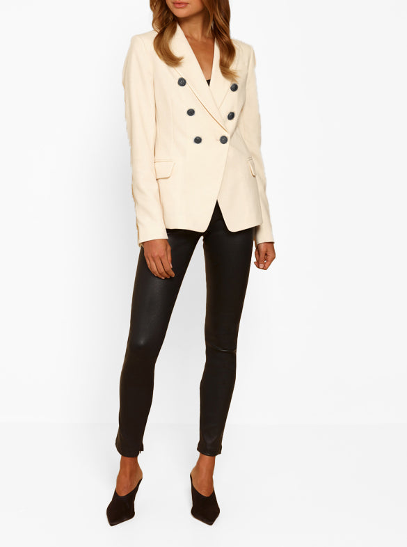 Borderline Structured Blazer