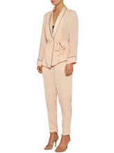 Load image into Gallery viewer, Luxe Leg Silk Pyjama Jacket