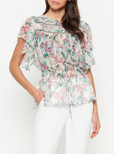 Load image into Gallery viewer, The Real You Silk Short Sleeve Top