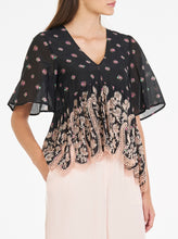 Load image into Gallery viewer, Summer Breeze Silk Cotton Gathered Elasticated Waist Top