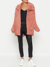 Load image into Gallery viewer, Lush Luxe Fur Relaxed Coat