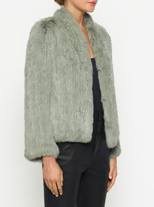 Lush Luxe Fur Jacket
