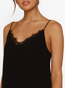 Moondust Lace Trim Cami