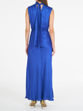 Load image into Gallery viewer, Look Again High Neck Maxi Dress