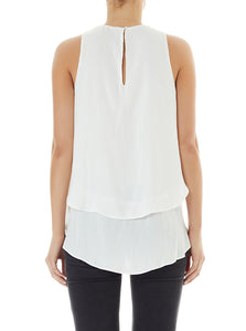 Look Twice Double Layer Top
