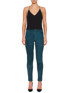 Suede Iconic Skinny Pant