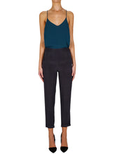 Load image into Gallery viewer, Luxe Leg Silk Crop Pant