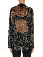 Load image into Gallery viewer, Metamorphosis Silk Blouse