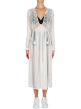 Load image into Gallery viewer, Rising Sun Silk Long Midi Dress